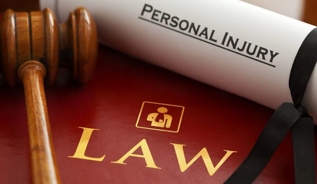 Personal injury claim - featured image