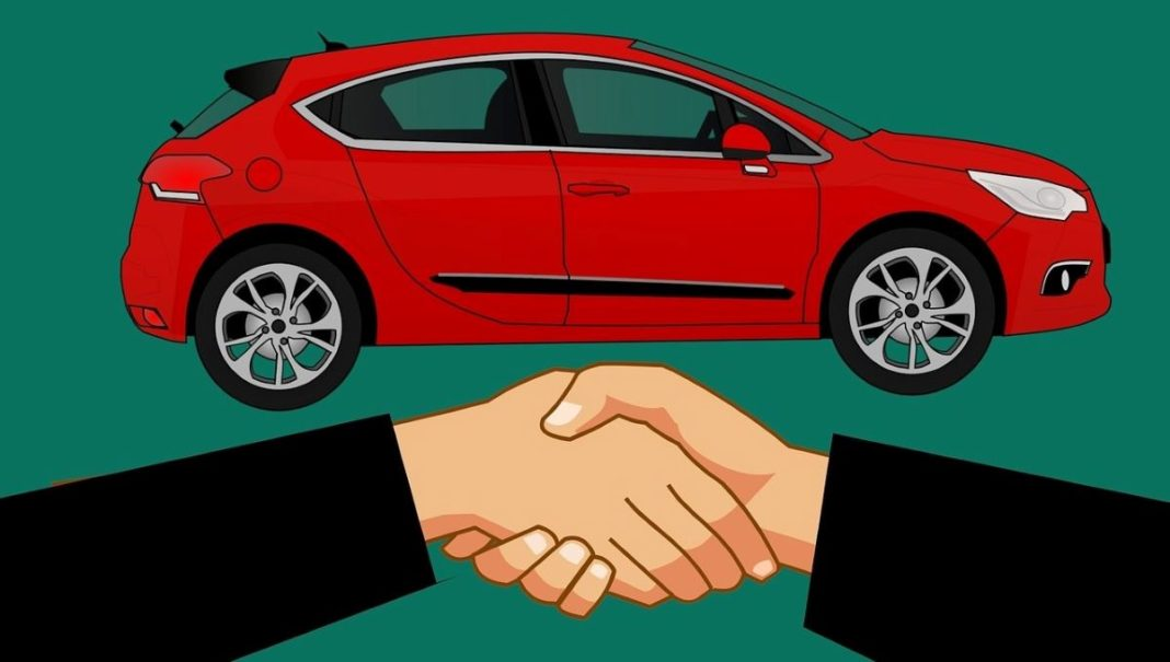 renting a car - featured image