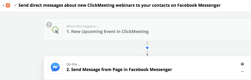 ClickMeeting messaging