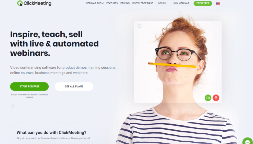 ClickMeeting - featured image