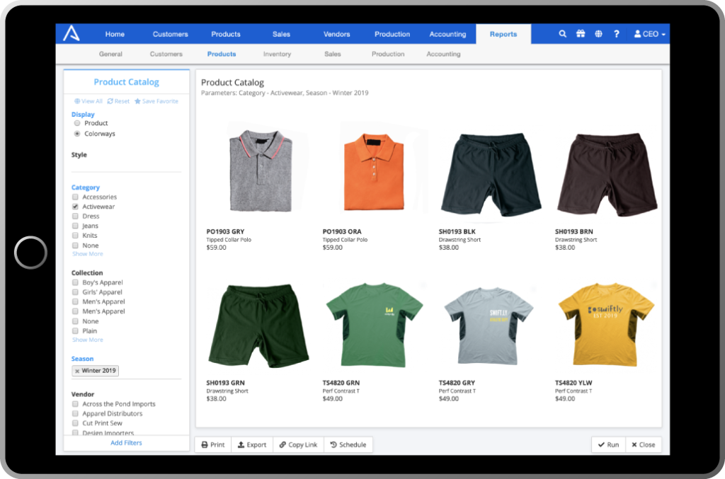 10 Benefits of Using an Apparel ERP Solution