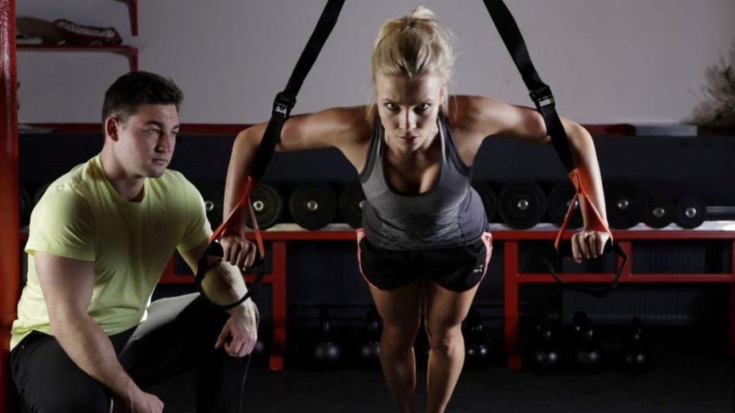 fitness trainer - featured image