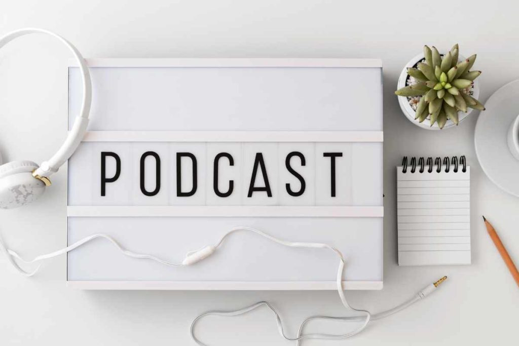 podcasting as a small business idea for men