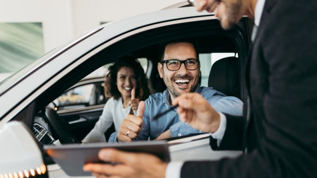 car dealership - featured image