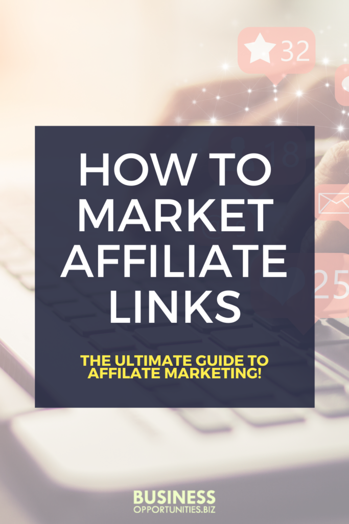 Learn how to market affiliate links along with learning how to comply with FTC Guidelines!
