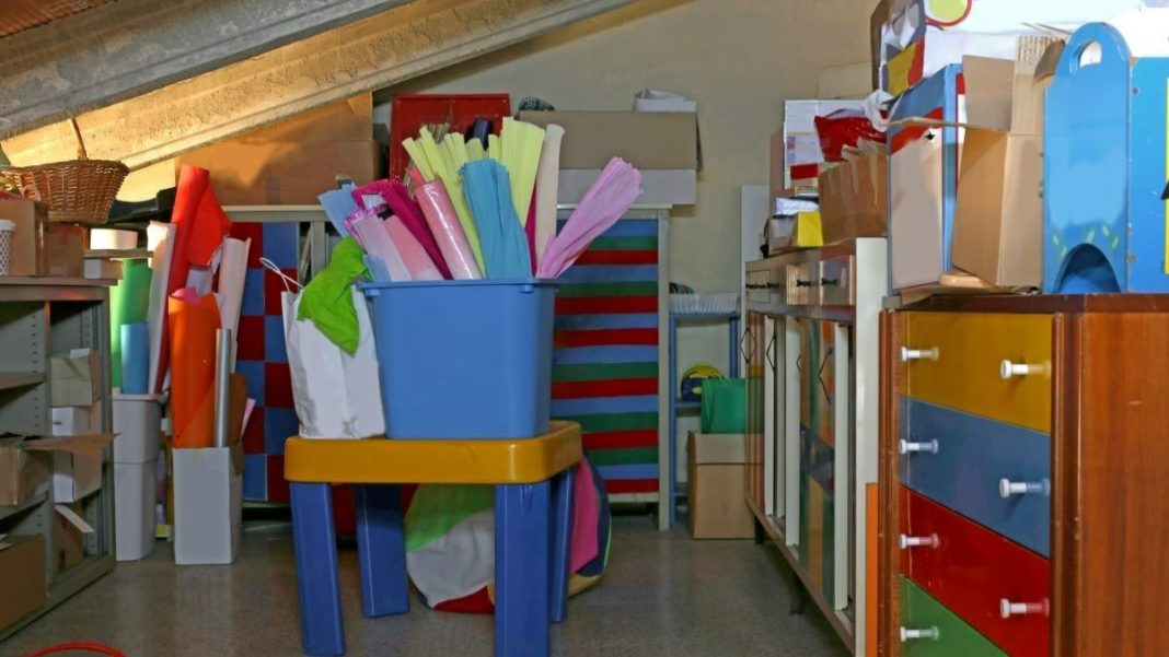 attic storage - featured image