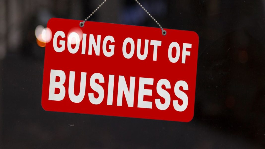 dissolving your business - featured image