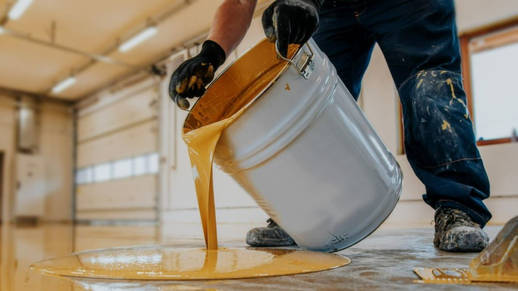 epoxy flooring - featured image