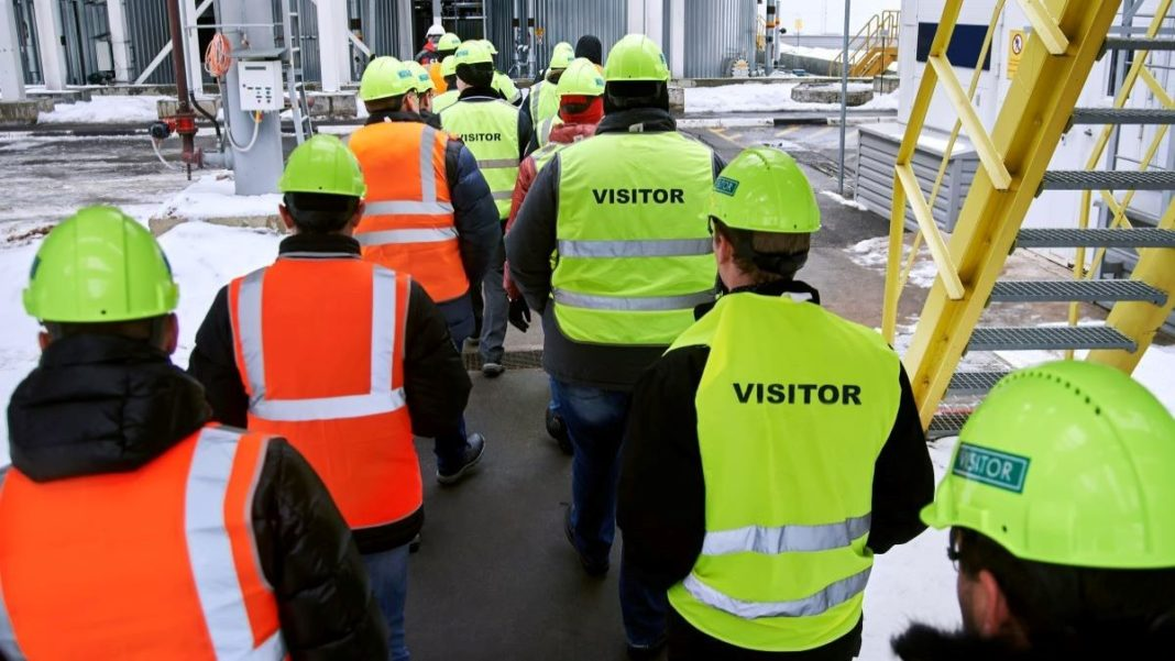 company tour - featured image