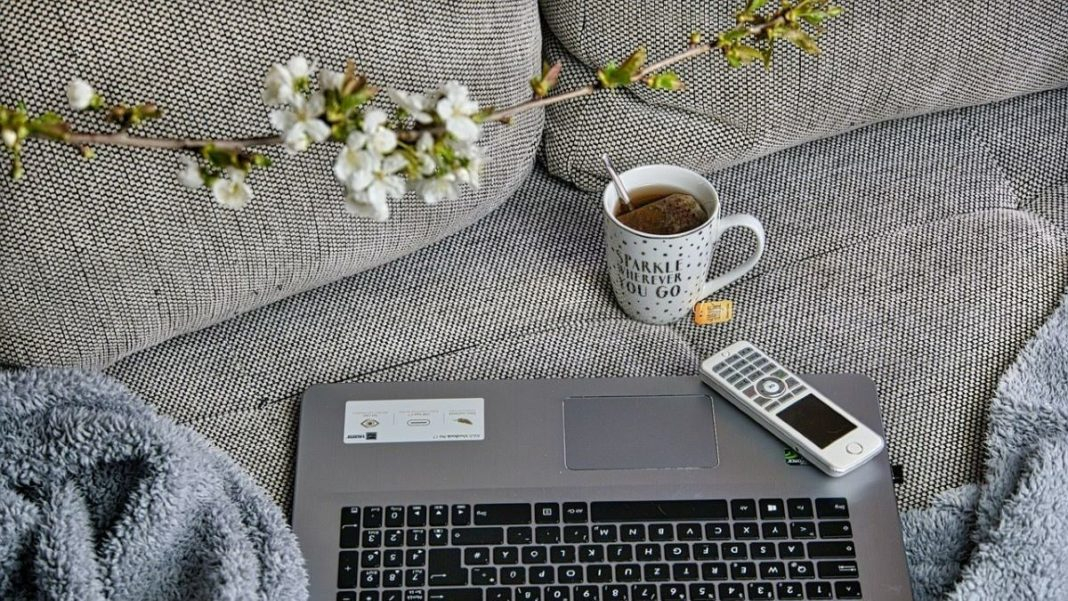 working from home - featured image