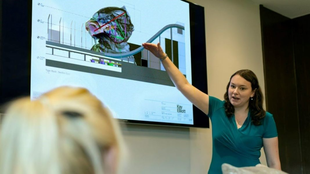 giving a presentation - featured image