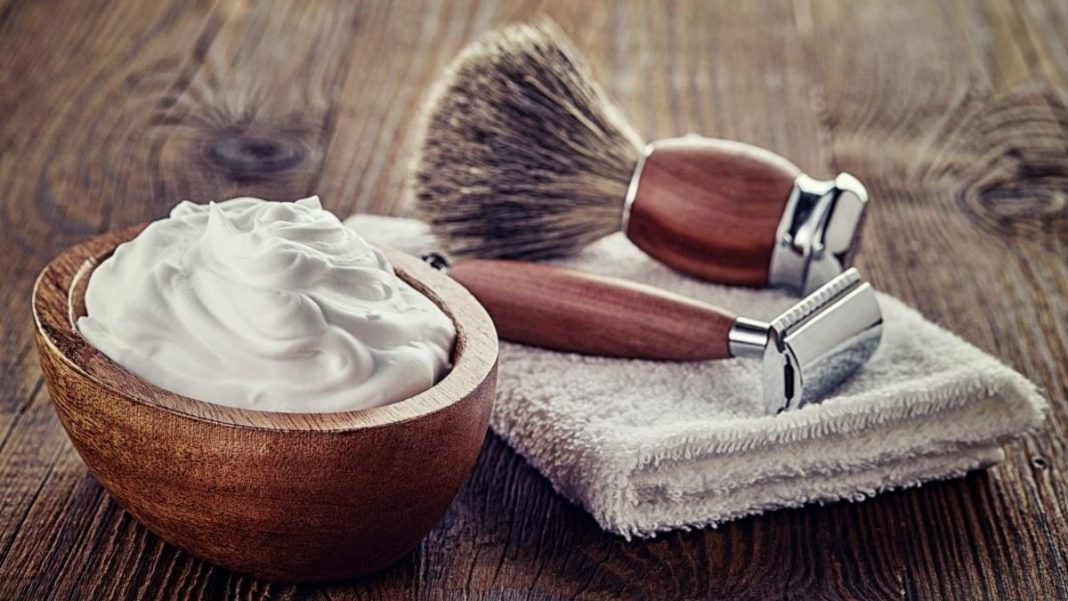 shaving cream - featured image